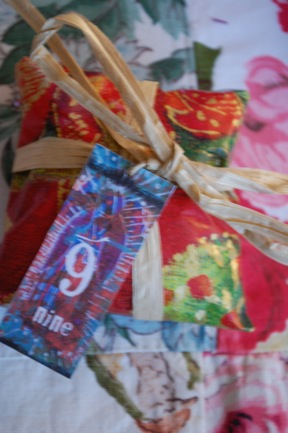 Pilar's package