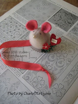 Charlotte's mouse